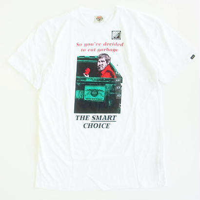 VANS x ANTI HERO TEE2 WHITE バンズ Tシャツ