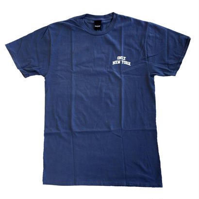 ONLY NY / T-Shirt VintageBlue オンリーニューヨーク Tシャツ