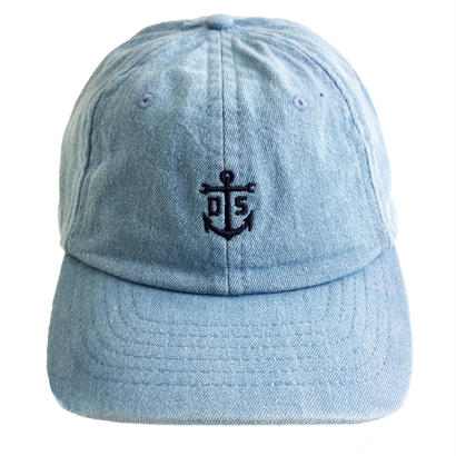 DARK SEAS   LEECH CAP LIGHTDENIM ダークシーズ キャップ