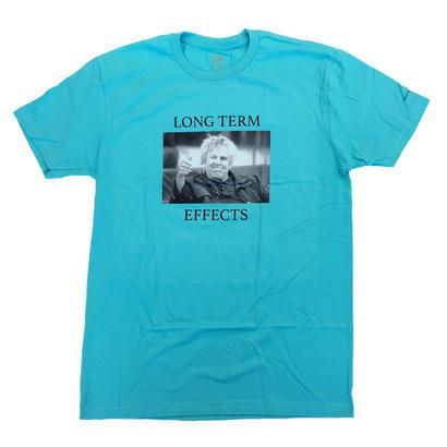 GOOD WORTH   LONG TERM TWO TEE TAHITIBLUE グッドワース Tシャツ