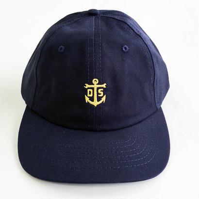 DARK SEAS   LEECH CAP DARKNAVY ダークシーズ キャップ