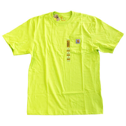 CARHARTT / WORKWEAR POCKET TEE SOURAPPLE カーハート Tシャツ
