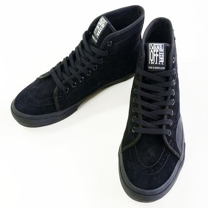 VANS AV CLASSIC HIGH PRO BLACKOUT バンズ ANTHONY VAN ENGELEN