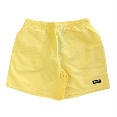 ONLY NY / Highfalls Swim Shorts LEMON オンリーニューヨーク ショーツ ショートパンツ スイムパンツ