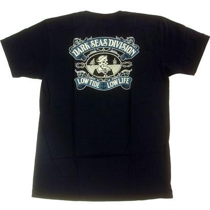 DARK SEAS   MIDSHIPMAN TEE BLACK ダークシーズ Tシャツ