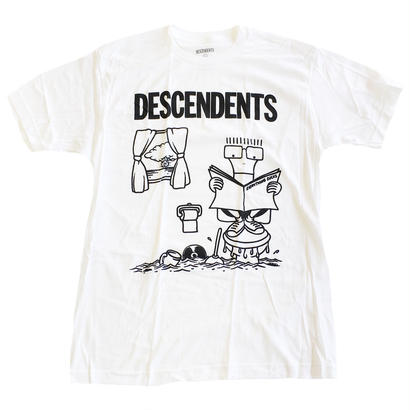 DESCENDENTS / Everything Sucks Full Art TEE WHITE Tシャツ ディセンデンツ