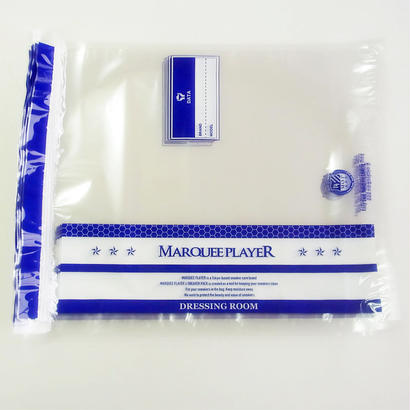 MARQUEE PLAYER(マーキープレイヤー)SNEAKER PACK DRESSING ROOM スニーカー用保管パック