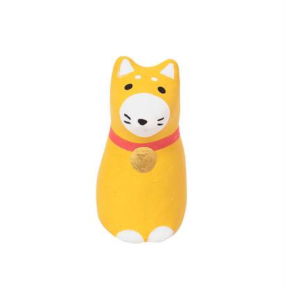 張り子(おみくじ付) 柴犬