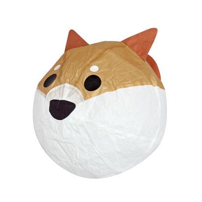 紙風船 柴犬