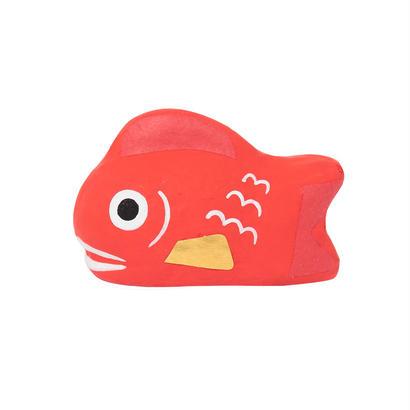 張り子(おみくじ付) 鯛