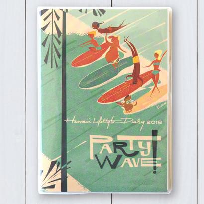 Hawaii Lifestyle Diary 2018(Nick Kuchar)