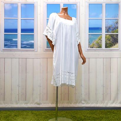 LANI LAUラニラウ Dress Bellaドレスベラ ホワイト LA017