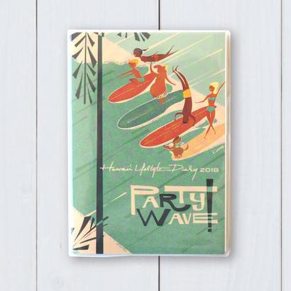 Hawaii Lifestyle Diary mini 2018(Nick Kuchar)