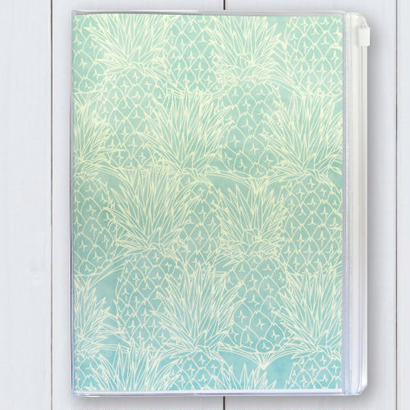 Hawaii Trip Notebook(Pineapple)