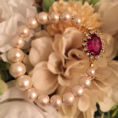 bijou bracelet【pink】