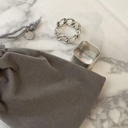 chain twist ring