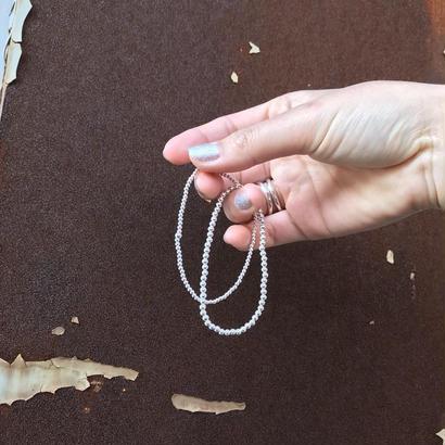 Ball chain bracelet(M)