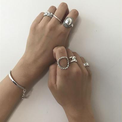 straight ring