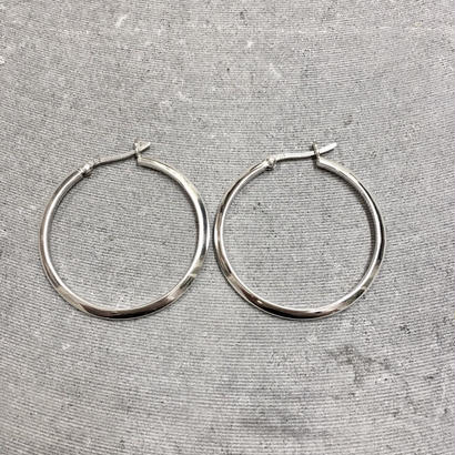 silverhoop pierce(M)
