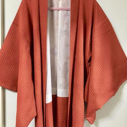 アンティーク羽織(千日紅)