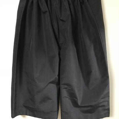 着物リメイクパンツ(黒百合)