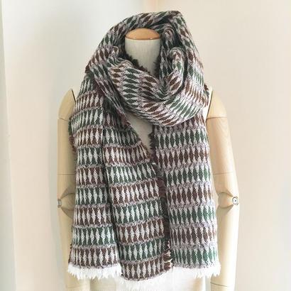 Kelpman Textile : Scarf Harlequin 015