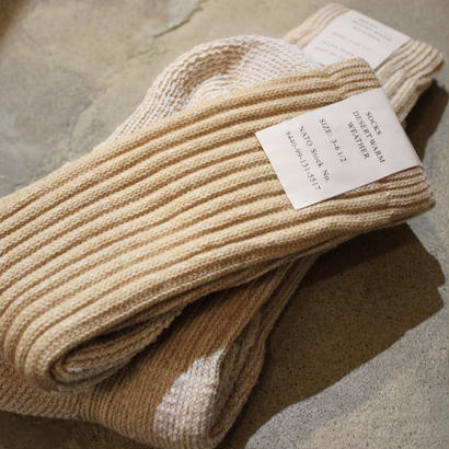 BRITISH ARMY DESERT SOCKS