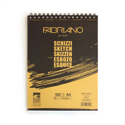 FABRIANO ROUGH BOOK A4