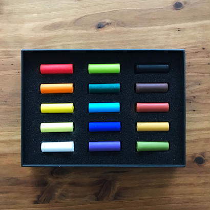 REMBRANDT  SOFT  PASTELS  15 COLORS
