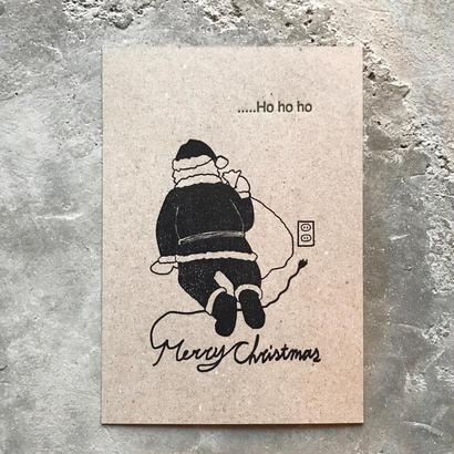 "WRITE&DRAW.  ORIGINAL CHRISTMAS CARD ""STUMBLE"""
