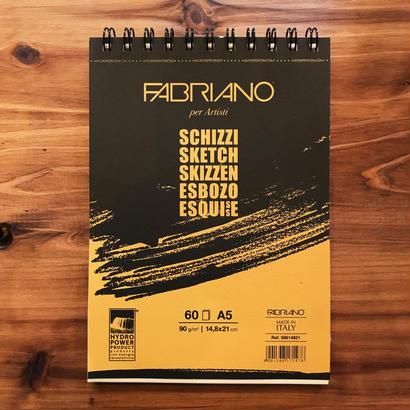 FABRIANO  ROUGH  BOOK  A5