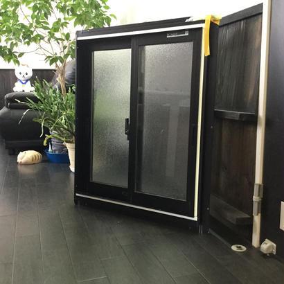 YKK AP 引違い窓 W640×H770 フレミング アルミサッシ