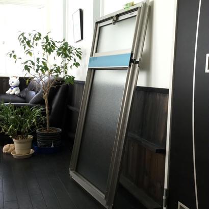 YKK AP 内倒し・FIX段窓 フレミングⅡ W 640×H1370 アルミサッシ