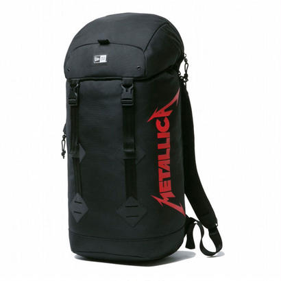 NEW ERA RUCKSACK  METALLICA BLACK