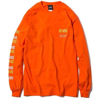 Deviluse (D)VUS L/S T-shirts ORANGE