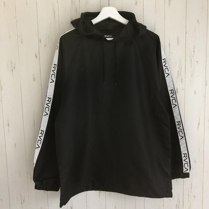 RVCA ANORAK JACKET BLACK