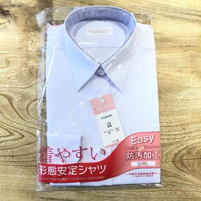 【長袖】HATOSAKURA 女子学生用ブラウス