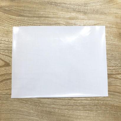 富士中学校体操着用ゼッケン2枚セット(のり付き)