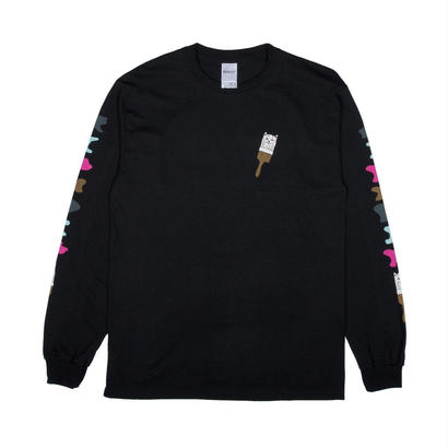 RIPNDIP Ross L/S BLACK