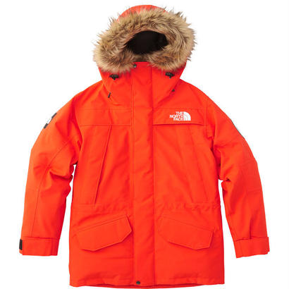 THE NORTH FACE Antarctica Parka ファイアリーレッド