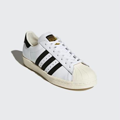adidas Originals Superstar 80s WHITE/BLACK