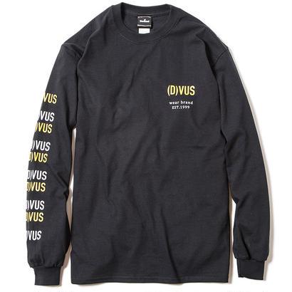 Deviluse (D)VUS L/S T-shirts BLACK