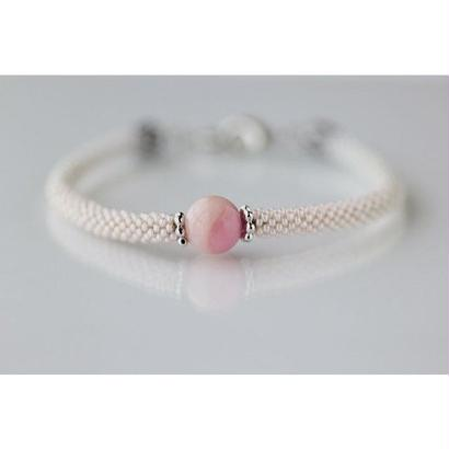 羽織紐*薄桜