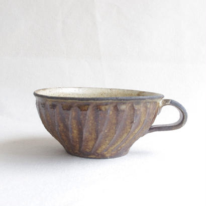 及川静香  スープカップ