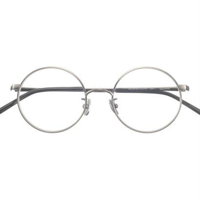 大森南朋オリジナル丸メガネ Antique Silver