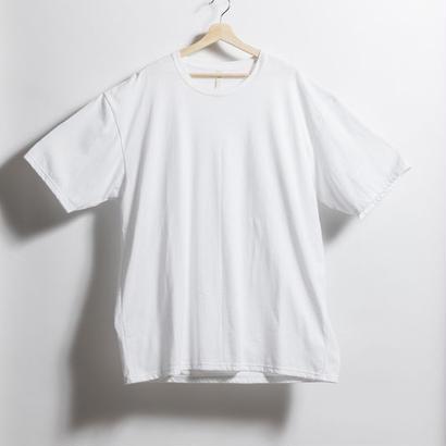 BIGシルエットTシャツ WHITE