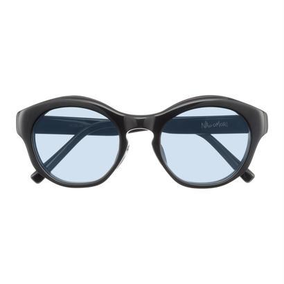 大森南朋オリジナルサングラス 黒×ブルーグレー
