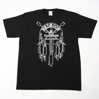 【即納】REDMOON/レッドムーン Tシャツ RM-T05