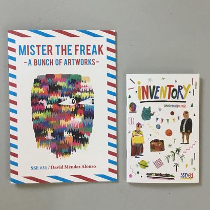 """David Méndez Alonso """"Mister The Freak"""""""