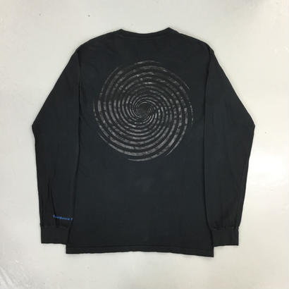 Silent Sound L/S Vortex Pocket Tee